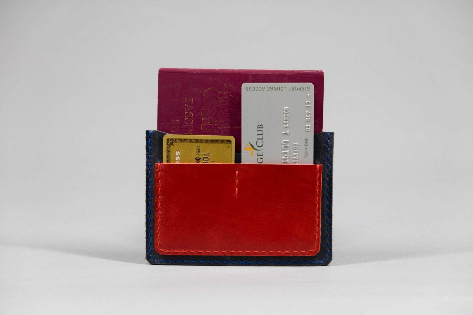 Slim passport holder