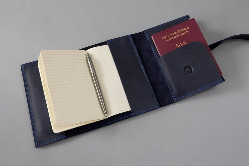 journal passport holder